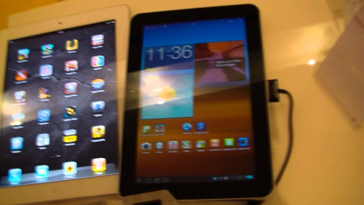 Samsung Galaxy Tab 8 9 vs Ipad 2 Samsung Galaxy Tab 8 9 vs