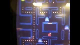 "Ms. Pacman ""Konami Code"" Secret"