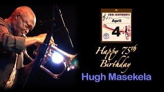 Hugh Masekela 34 Grazing In The Grass 34 Live At The Kuumbwa March 24th 2014