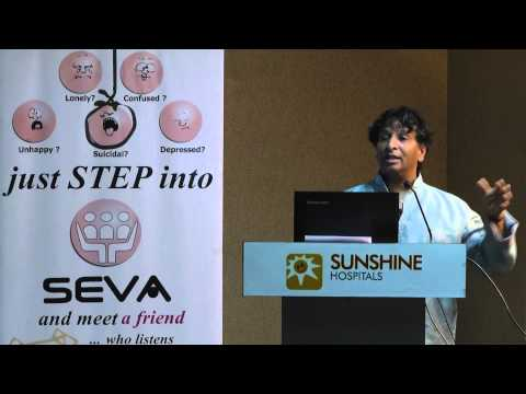 Attachment based Family Therapy- Talk by Pravin Israel