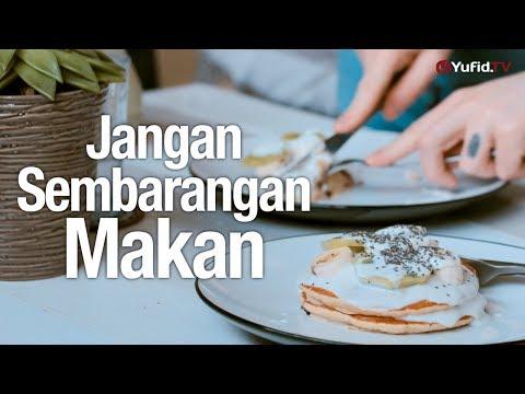 Ceramah Agama: Jangan Sembarangan Makan - Ustadz Ahmad Firdaus, Lc.
