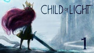 Прохождение Child of Light (XBOX 360/RUS) - #1 Аврора