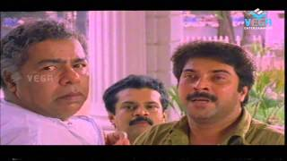 SAAGARAM SAAKSHI Movie - Mammootty Emotional Scene