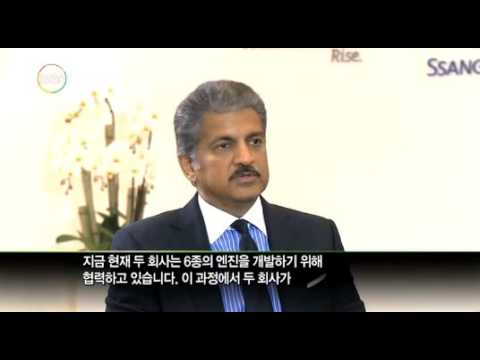 Interview with Anand Mahindra, Chairman of Mahindra Group