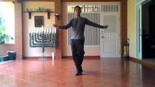 LENTO KIZOMBA - Line Dance