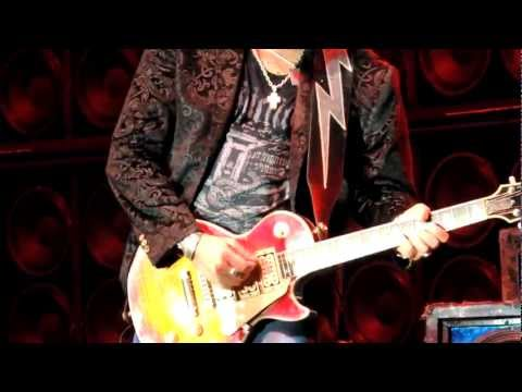 Ace Frehley - Cold Gin August 18, 2012 Celebrate Erie