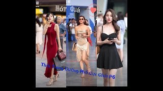 Street Style Thời Trang Cực Chất đường phố của giới trẻ Trung Quốc P6 Street Style In China