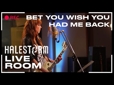 Halestorm - I Bet u Wish u Had Me Back
