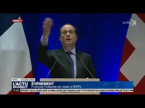 Hollande annonce un accès illlimité à OpenClassrooms pour tous les demandeurs d'emploi