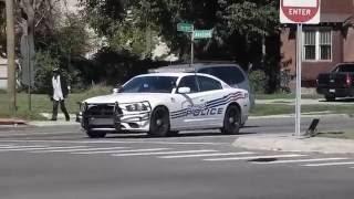 Black Man Carries Gun Near Police Precinct in Detroit