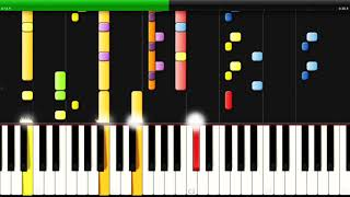 Myst Theme (Synthesia)