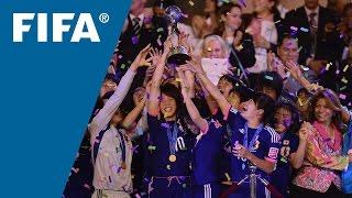 Japan girls win U-17 Women