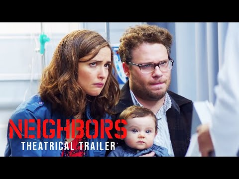 Neighbors - Theatrical Trailer