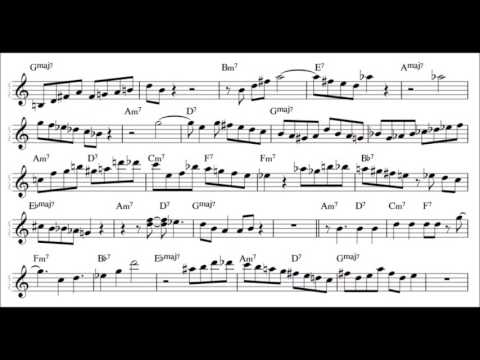 McCoy Tyner - Lazy Bird Transcription