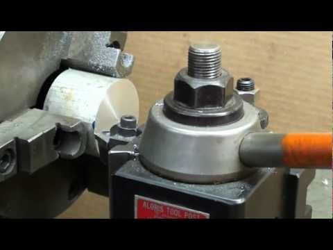 MACHINE SHOP TIPS #65 Lathe Project Pulley Part 1 of 3 tubalcain