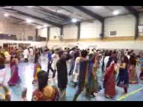 Garba At Brisbane By Atul Purohit video