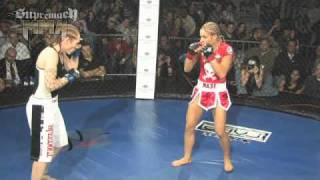 SUPREMACY MMA: Felice Herrig Unleashes at the Chicago Cagefighting Championship