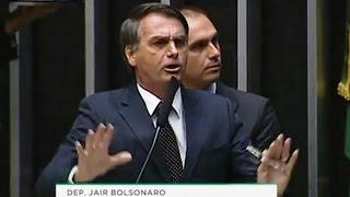 ➜ Feminista da OAB ataca Bolsonaro e ouve resposta do Deputado junto a Maria do Rosário