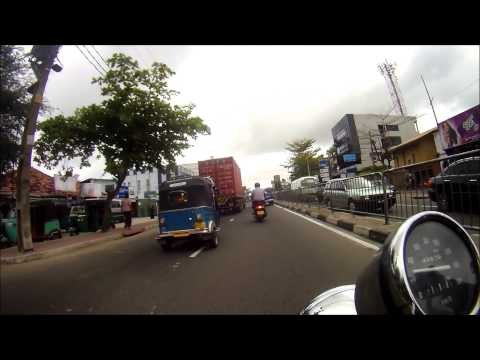 Sri Lanka Road Trip Colombo Galle Road