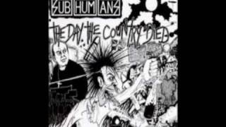 Watch Subhumans Til The Pigs Come Round video