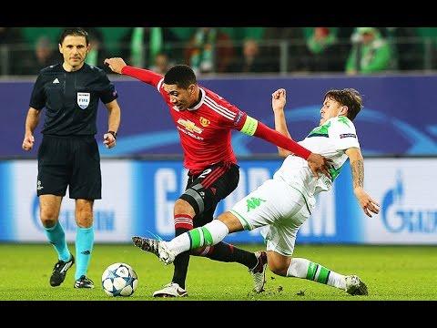 Wolfsburg v Manchester United - key match stats