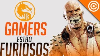 Mortal Kombat 11 Sendo Odiado por Microtransações