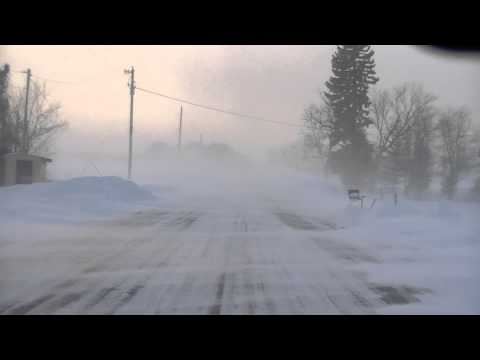 MUST SEE POLAR VORTEX Blizzard Brutal Cold Minnesota Whiteout Conditions Unusual Weather Arctic Cold