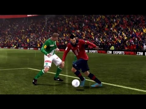 FIFA 13: BEAST!! Online Goals/Skills Compilation ''What You Know''