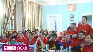 Người Việt tại Nga chung vui chiến thắng AFF Cup