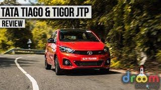 Tata Tiago JTP, Tigor JTP - Review | Droom Discovery