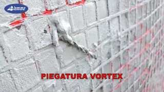 Biemme Struktura+Vortex Cucitura su Vecchi Muri