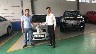 [Chevrolet Việt Long] Giao xe Chevrolet Aveo 2018 Giá cực hót