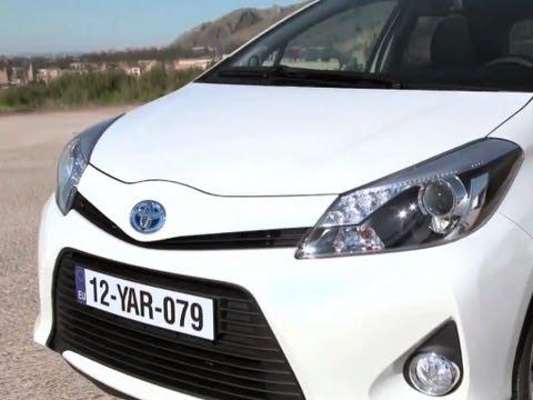 Essai Toyota Yaris Hybride 100H Style