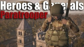 Paratrooper! - HEROES & GENERALS - (Free To Play)