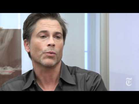Arts: Rob Lowe Wrote a Book - nytimes.com/video