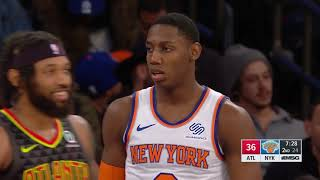 New York Knicks vs. Atlanta Hawks - Full Game Highlights | October 16, 2019 NBA Preseason