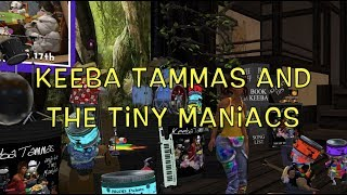 Keeba Tammas and the Tiny Maniacs Raglan Shire Artwalk 2018