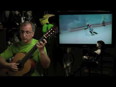 Бах Иоганн Себастьян - BWV 999 - Прелюдия ре минор