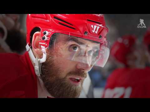 A Tribute to Henrik Zetterberg's 1,000th NHL Game