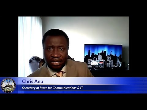 CHRIS ANU- BUEA  is getting closer and closer You dont want to miss this Listen CAREY