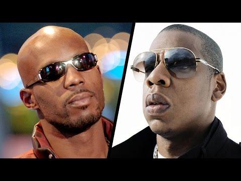 Big L Filmed a Rap Battle Between Jay Z & DMX told by Damon Dash