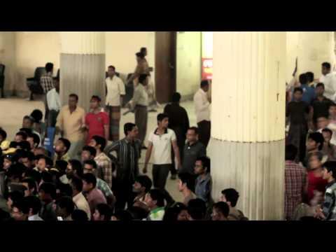 ICC World Twenty 20 Bangladesh 2014 - Flash Mob, Chittagong Medical College