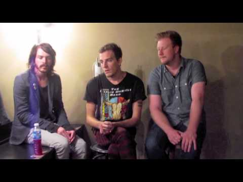 An Interview with The Maine in Argentina / Entrevista con The Maine en Argentina