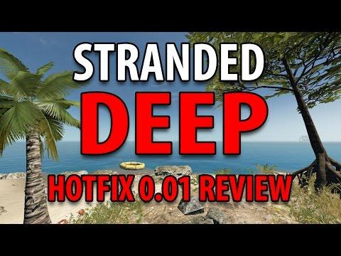 Stranded deep как и что делать