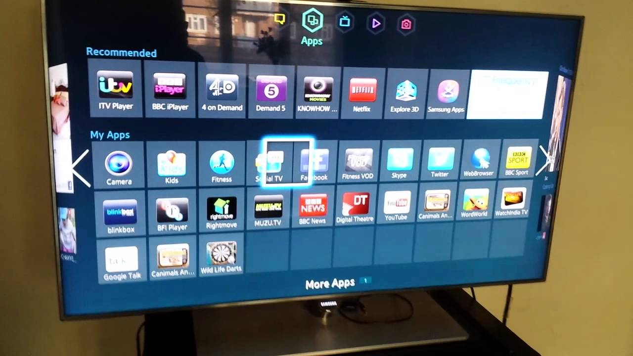samsung smart tv series 6 40 inch manual