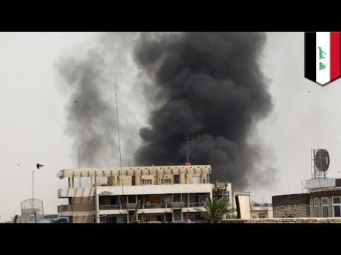 ISIS prison break: 62 dead, 40 inmates escape Iraq's Al-Khalis prison - TomoNews