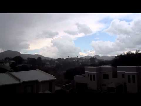 Raining In Windhoek From Our Apt video