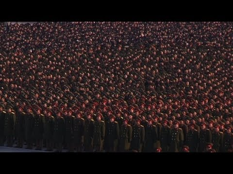 N.Korea's three minutes of silence for Kim Jong-Il