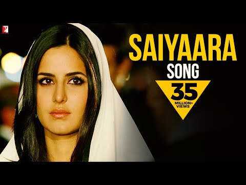 Saiyaara - Song - Ek Tha Tiger - Salman Khan & Katrina Kaif video