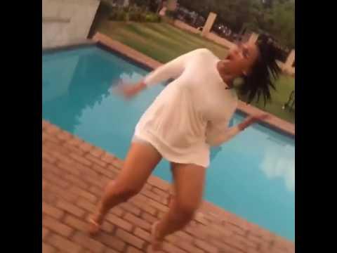 Phindile Gwala a.k.a Nonny dancing thumbnail